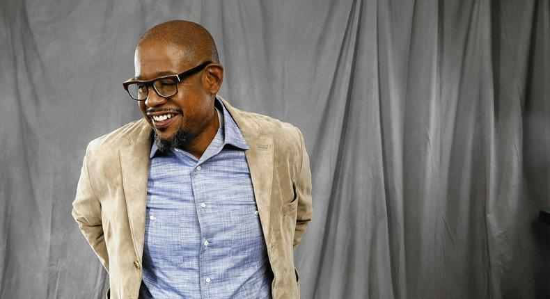 Besides his acting career, Forest Whitaker is known for his passionate advocacy for peace and youth empowerment.