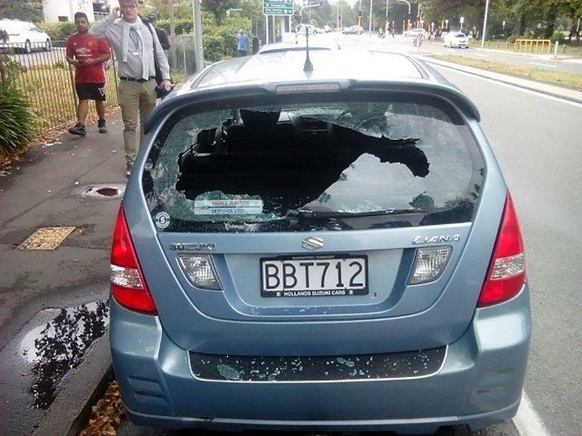 Zamachowiec z Nowej Zelandii był w Polsce