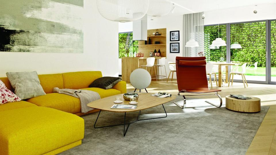 Nowoczesny dom: w nim się zakochasz! Zobaczcie projekt i wnętrza
