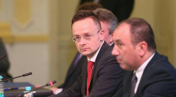 Mađarski šef diplomatije ne bira riječi: Odluka Ukrajine je jadna i glupa!