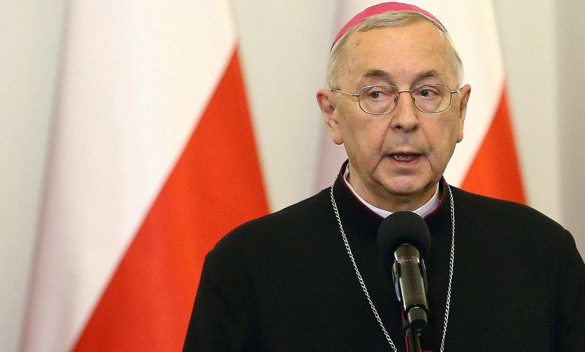 Arcybiskup Stanisław Gądecki.