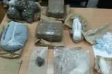 droga zaplenjena u akciji policije u Nisu
