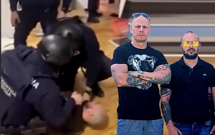 Levijatan Miloš Andrejević Pavle Bihali hapšenje Kombo