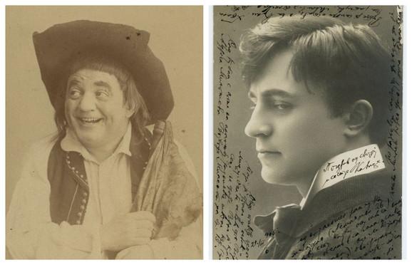 Velikani glumišta: Pera Dobrinović (1853-1923) i Dobrica Milutinović (1880-1956)