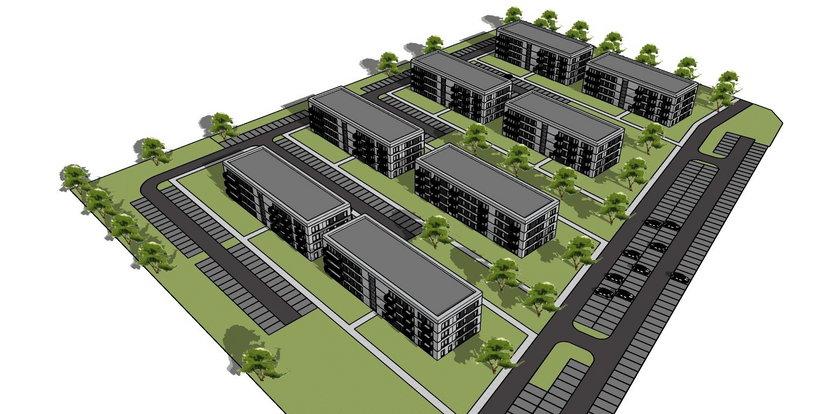Chcą budować osiedle w Chorzowie