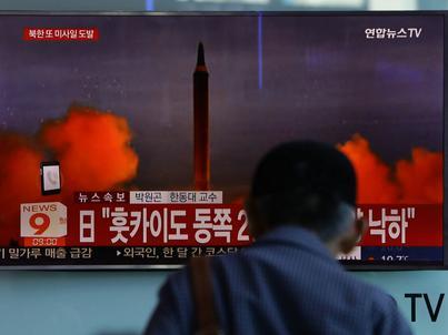 Decyzja Chin to efekt nuklearnego zbrojenia się Pjongjangu