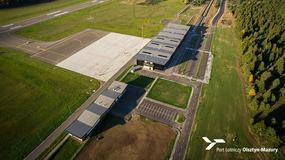 Lotnisko w Szymanach zadowolone z połączenia z Warszawą