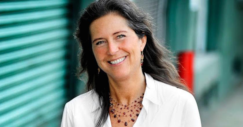 Ivy Ross, uznana projektantka biżuterii, wiceprezes Google'a