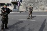 Francuska policija Marsej AP