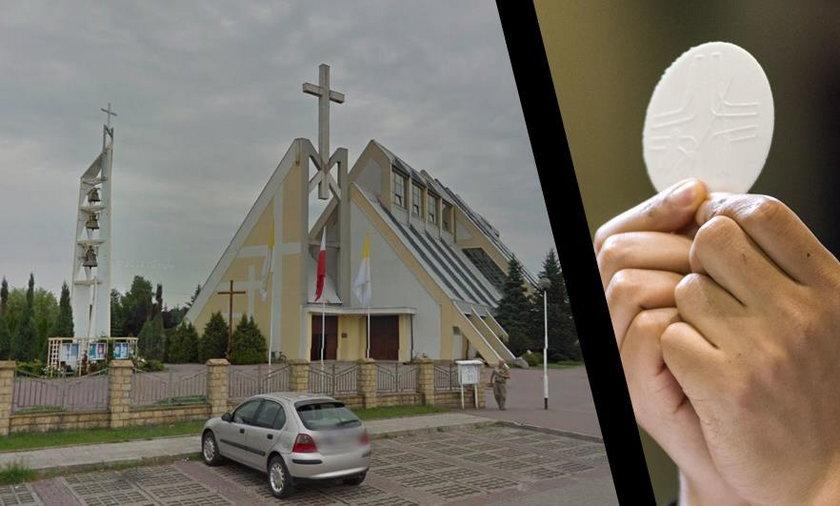 13-latek wypluł hostię w kościele. Księża popełnili przestępstwo?