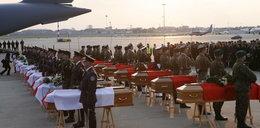 Makabra w trumnie ofiary katastrofy smoleńskiej? Prokuratura odmawia komentarza