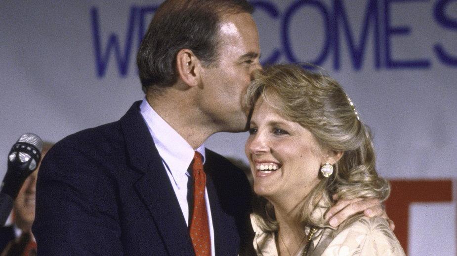 Joe i Jill Bidenowie: historia miłości