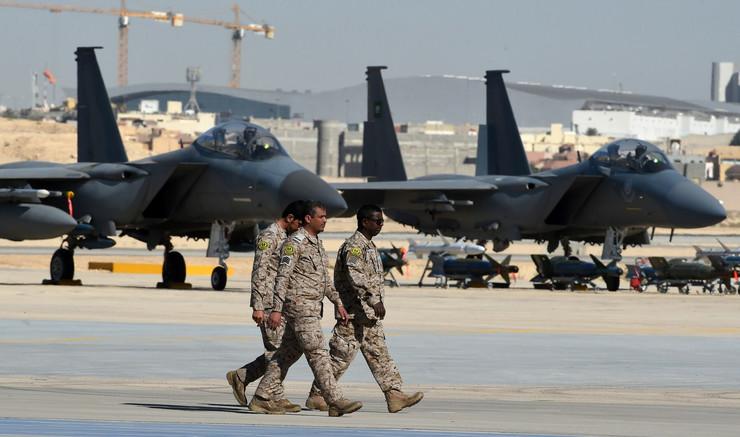 Saudijska Arabija, vojska