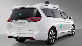 Waymo wyśle na drogi 500 autonomicznych aut