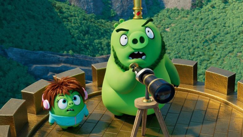 """Kadr z """"Angry Birds Film 2"""""""