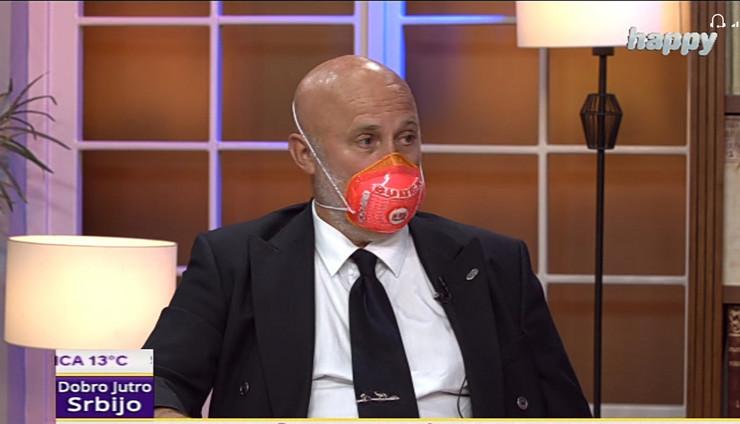 Prof. dr Goran Belojević