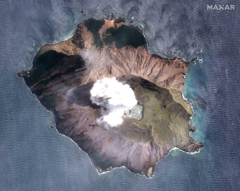 Nowa Zelandia: wybuch wulkanu zabił mu całą rodzinę
