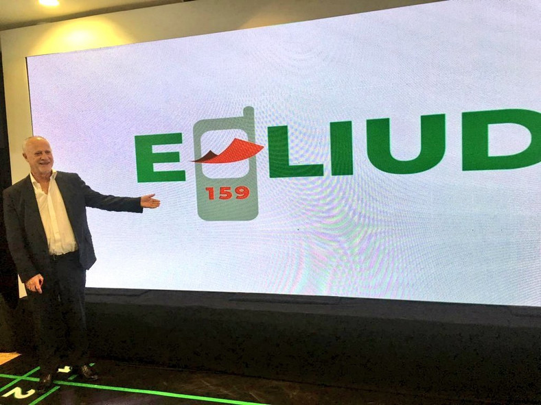 M-Pesa unveils new logo in support of Eliud Kipchoge's attempt at INEOS159