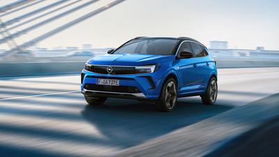 Opel Grandland zmienia styl