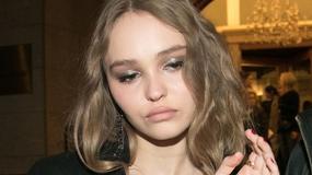 Lily Rose Depp pokazała za dużo?
