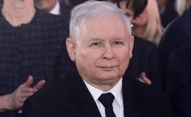 Kaczyński mówił też, że Krauze walczył o prawdę przez całe swoje artystyczne życie