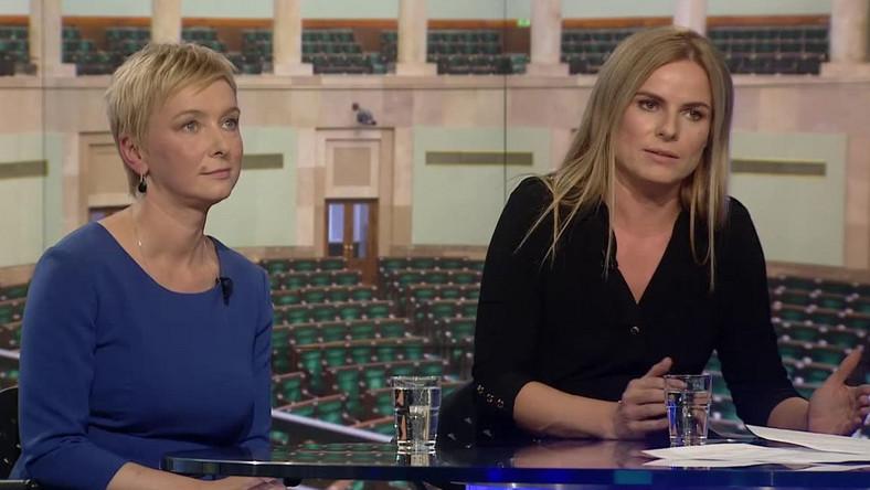 Mirosława Stachowiak-Różecka i Joanna Schmidt
