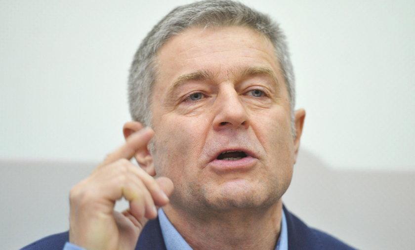 """Frasyniuk nie stawił się na prokuraturze. """"Wezwanie ma charakter politycznej represji"""""""