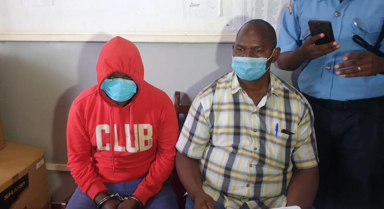 Evans Karani detained for 14 days for killing girlfriend Catherine Nyokabi