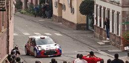 Kubica bezkonkurensyjny w Rajdzie Francji. Będzie mistrzem świata