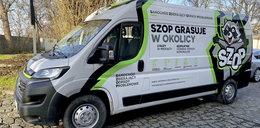 Wrzuć kłopotliwe śmieci do SZOP-a!