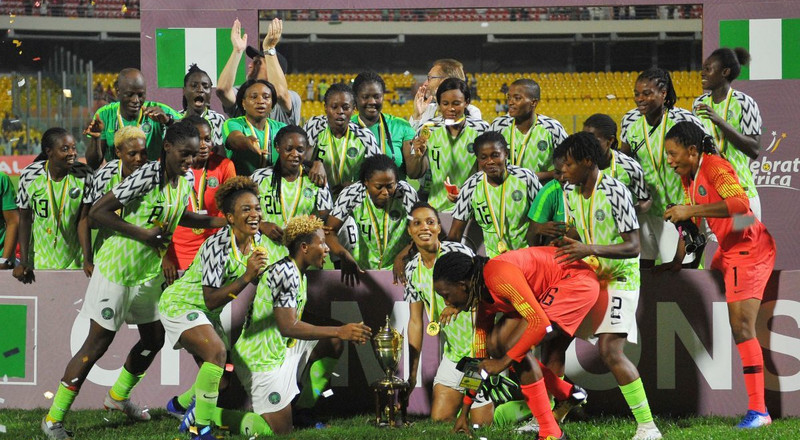 Super Falcons to play in invitational tournament ahead of 2019 FIFA Women's World Cup