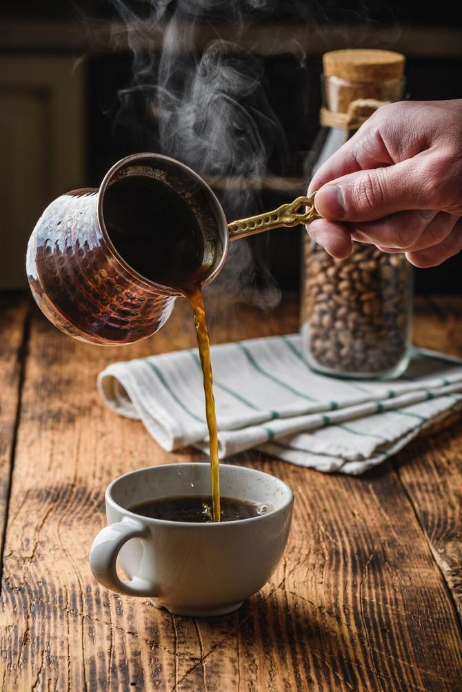 Nije baš svejedno kako kuvate tursku kafu