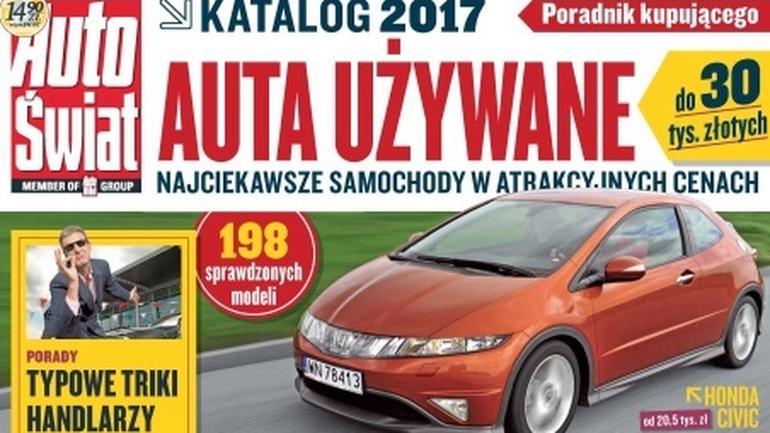 Auto Świat - Katalog 2017 - Auta używane