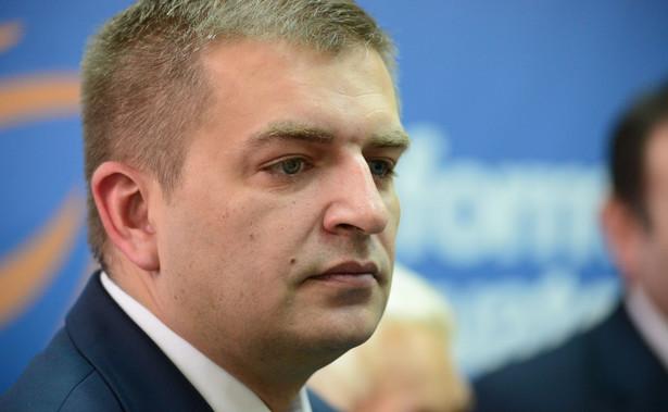 Uznaje za rozsądne i konieczne to, by wybory na przewodniczącego Platformy zakończyły się już w pierwszej turze - powiedział Bartosz Arłukowicz