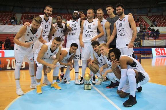 KK Partizan ABA Superkup