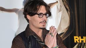 Johnny Depp kochany za oceanem