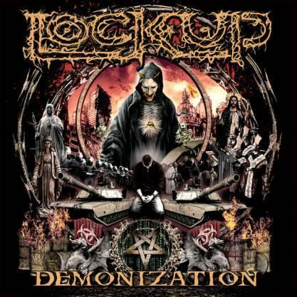 "LOCK UP – ""Demonization"""