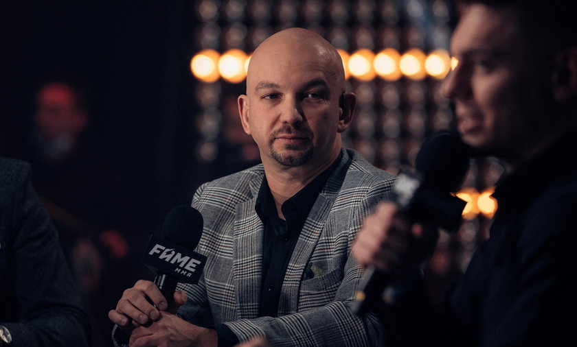 Fame MMA wysłało pismo do Najmana. Szef organizacji ujawnia szczegóły