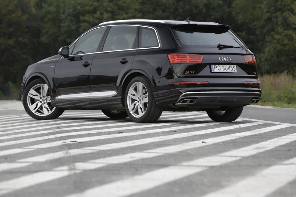 Audi Sq7 Tdi Uroda To Nie Wszystko Test Dane Techniczne Opinie