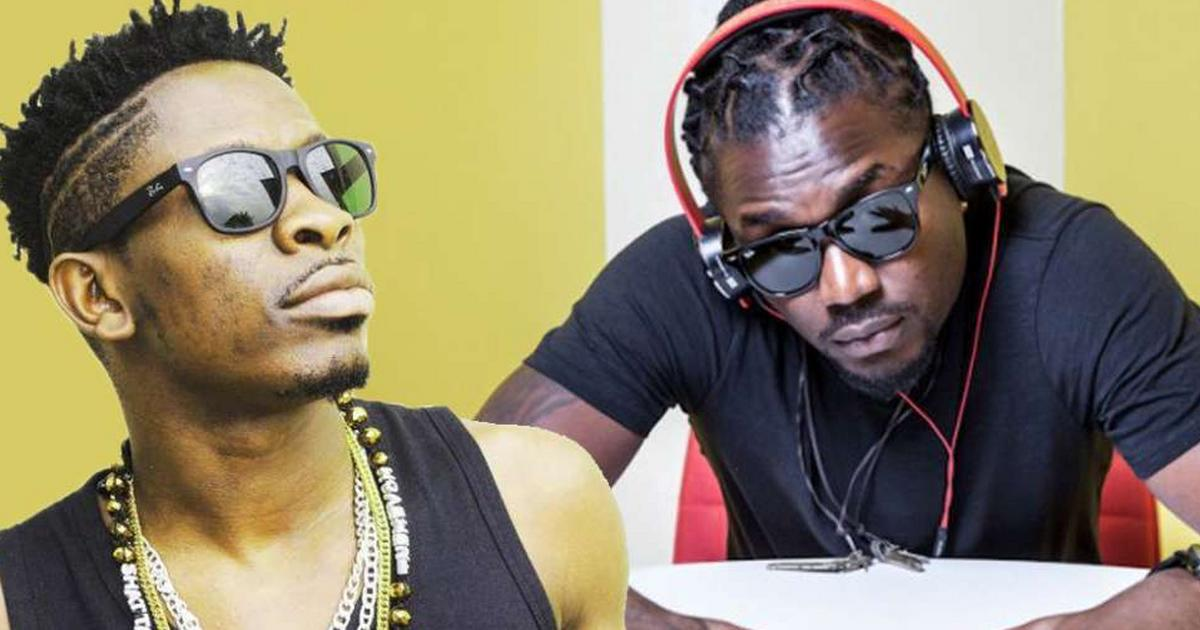 Samini calls out 'kiss a*s' Shatta Wale for 'scamming' big men with daddy title
