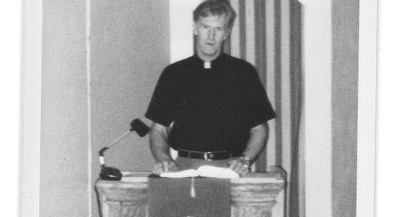 Overlooked No More: Rev. Bill Larson, who became a symbol of gay loss in New Orleans
