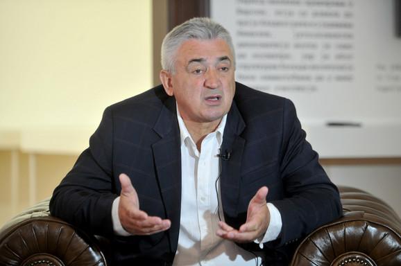 Veljko Odalović: Pokrenućemo pitanje i da Srbija nastavi da koristi objekat, ali odluka mora da se donese unutar Vlade