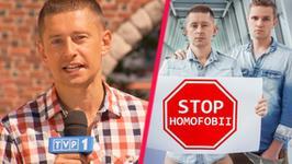 Dziennikarz TVP: wyrzucono mnie z pracy za gejowski teledysk. Mamy komentarz stacji