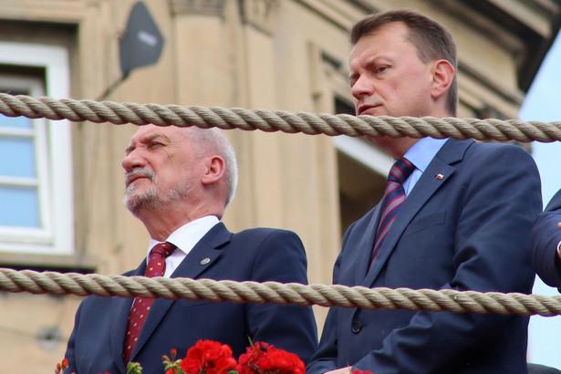 Macierewicz i Błaszczak