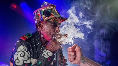 Lee Scratch Perry, le gourou du reggae, est mort