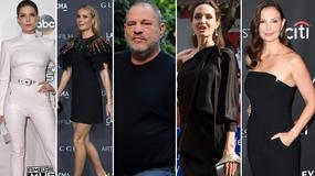 Harvey Weinstein oskarżony o molestowanie gwiazd Hollywood. Wśród ofiar m.in. Angelina Jolie i Gwyneth Paltrow