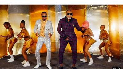 Diamond and Koffi's video makes history as it clocks 1M views in 8 hours & 2M in 13 hours