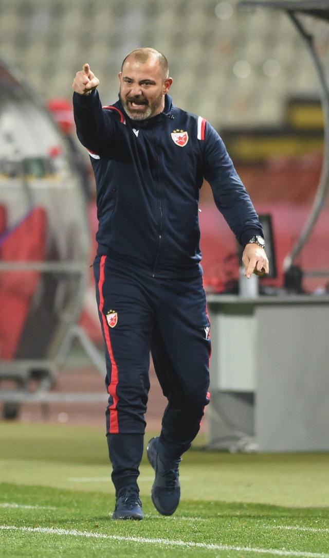 Detalj sa meča FK Crvena zvezda - Milan