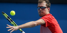 Janowicz zbombardowany asami. Odpadł w I rundzie Australian Open