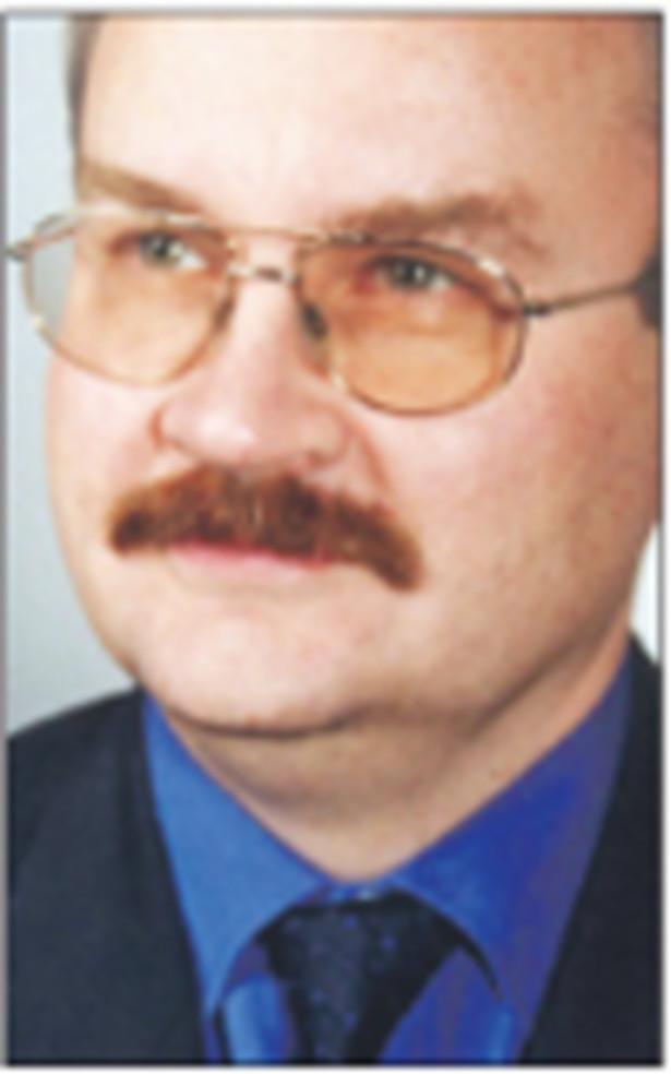 Mariusz Jędrzejczak, p.o. dyrektora Wojewódzkiego Szpitala Specjalistycznego im. Marii Skłodowskiej-Curie w Zgierzu